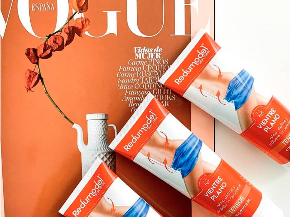 Diseño Packaging Producto Cosmético Vogue