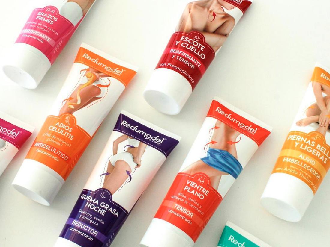 Diseño Packaging Producto Cosmético Redumodel