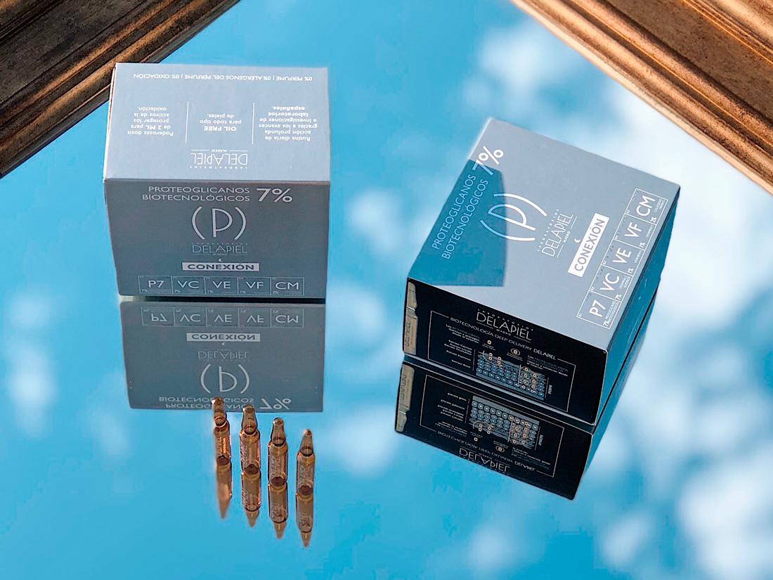 Diseño Packaging Cosmético Ampollas Delapiel